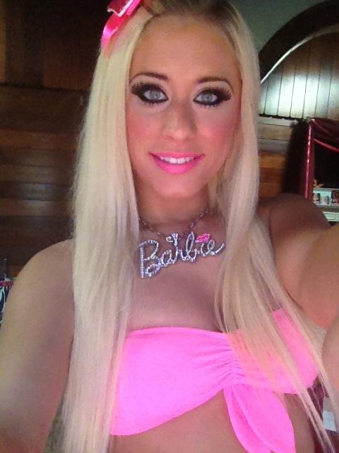 Bunny Ranch Barbie Girl