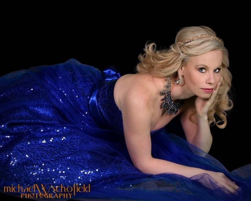 Female model photo shoot of Rebekah  VCW