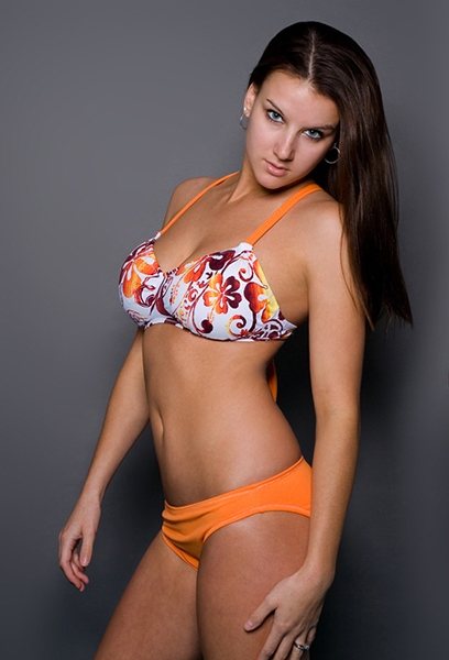 Feb 13, 2013 Summer Vaughn Swimwear