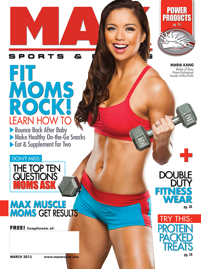 Feb 15, 2013 JP 2013 Max Sports & Fitness Magazine | March 2013