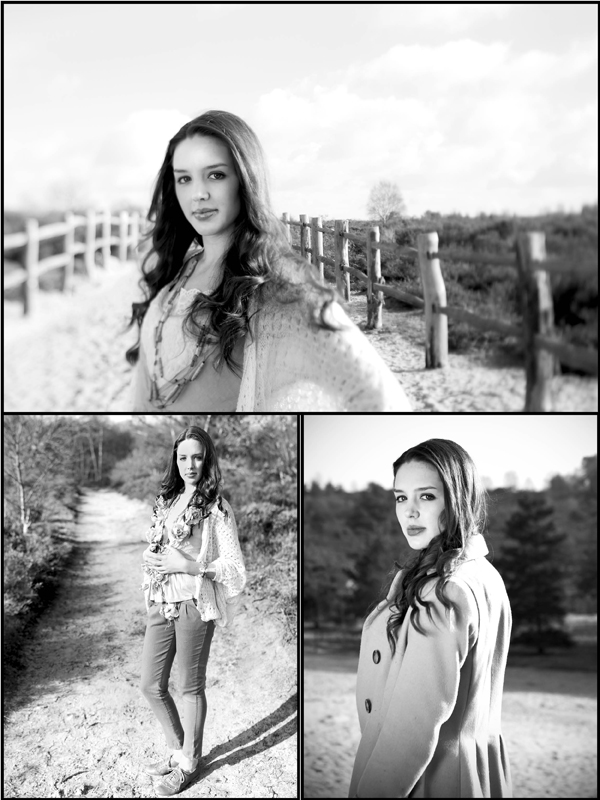 Male and Female model photo shoot of NickStuckeyPhotography and Abby Still in Frensham
