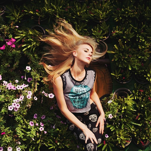 Female model photo shoot of Eilidh Ailey MacQueen by Tumbarius02