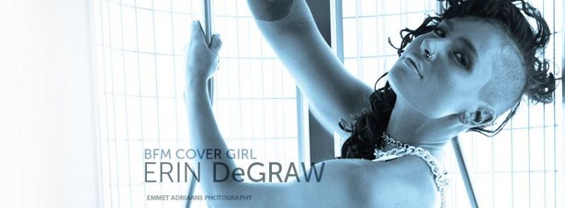 EDMONTON, AB Feb 18, 2013 BFM - Emmet Adriaans Photography BFM COVERGIRL- ERIN DeGRAW AD
