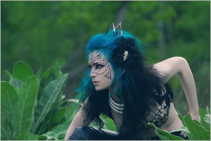 Female model photo shoot of Fraulein Sanzio by MISS MALLYS MEGAPIXELS in Rochester