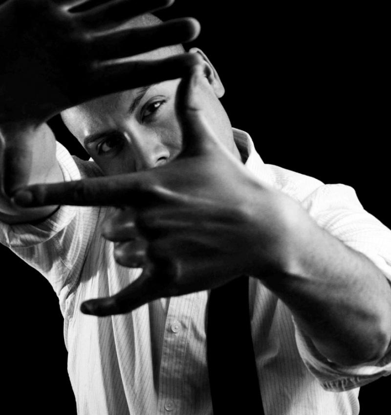 Male model photo shoot of Jesus Cardoso in Los Angeles California