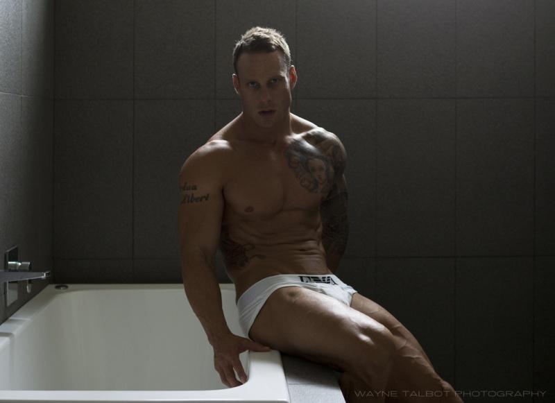 Feb 19, 2013 Joe Pitt - fitness model/actor