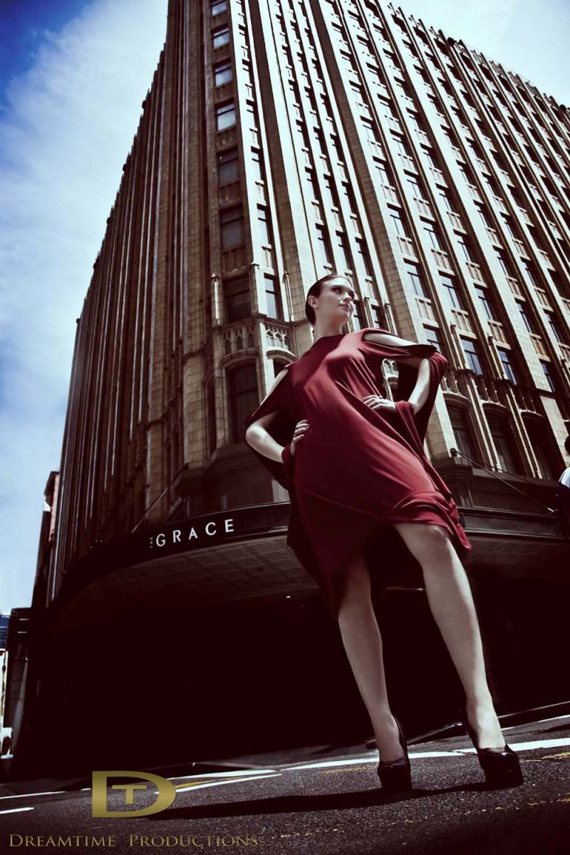 Female model photo shoot of Lelian Zora