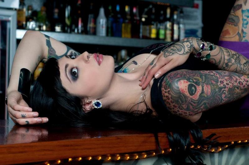 Female model photo shoot of N E K O M A R I E in Venue: Zhivago Wendy, Zhivago Bar, Currie st, Adelaide.
