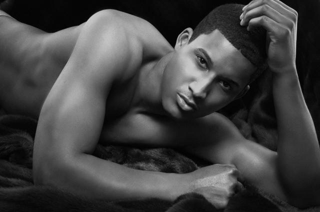 Male model photo shoot of Julian Washington JQ in Taken by Darryl Matthews