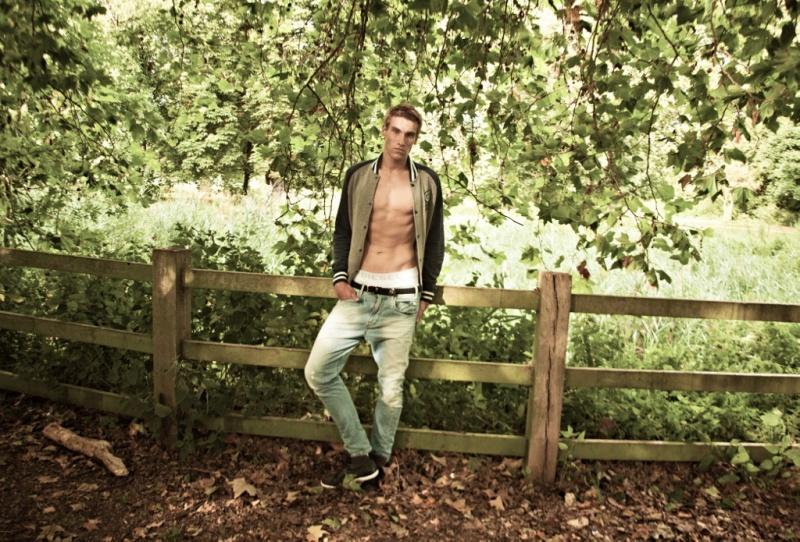 Male model photo shoot of Marc Nelissen by YNAD JAVIER PHOTOGRAPHY in London, UK