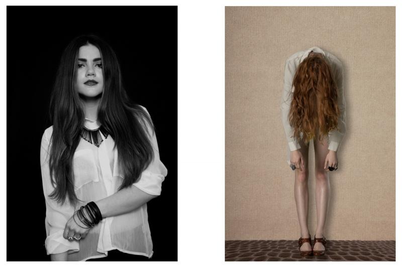 Female model photo shoot of Melinda J Myers