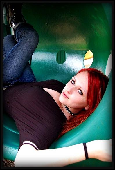 Female model photo shoot of ToxicCandyPhotography