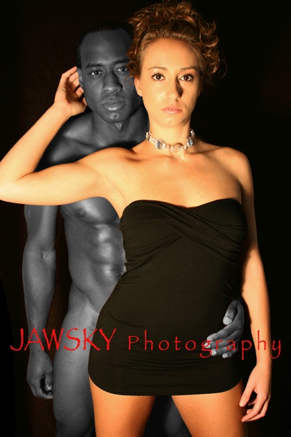 Male model photo shoot of JAWSKY Photography
