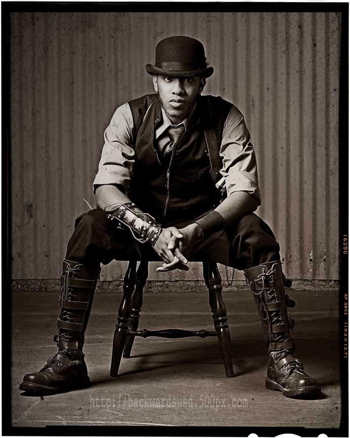 Male model photo shoot of Anthony LaGrange by backwards_USD in 400 West Rich Columbus, Ohio