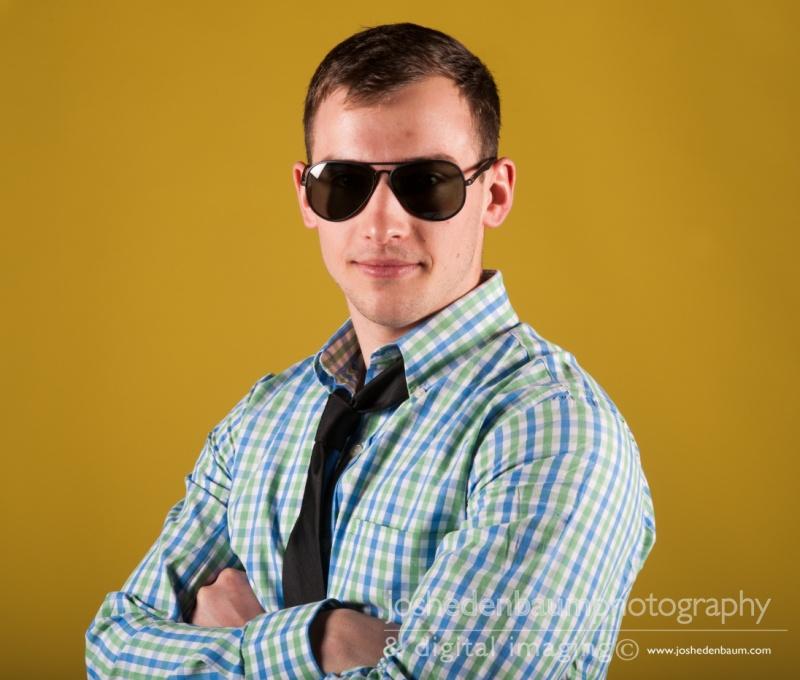 Male model photo shoot of Josh Edenbaum