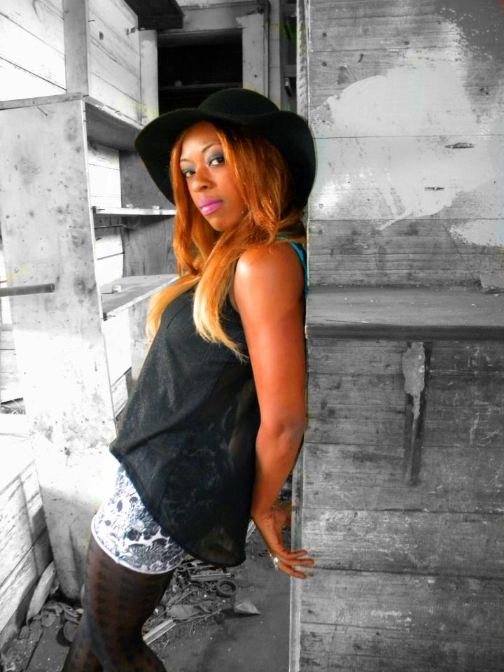 Female model photo shoot of Mel MisFit Photography and Glenda Wilson in New Orleans, LA