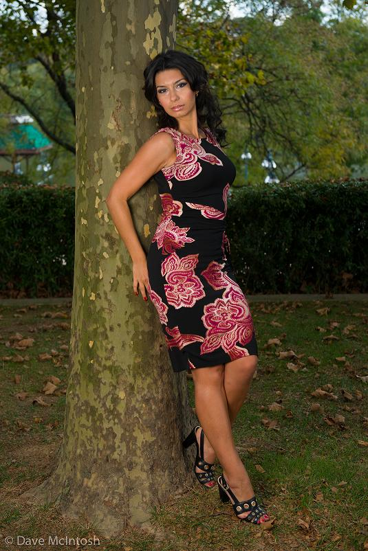Female model photo shoot of Margarita Kleese