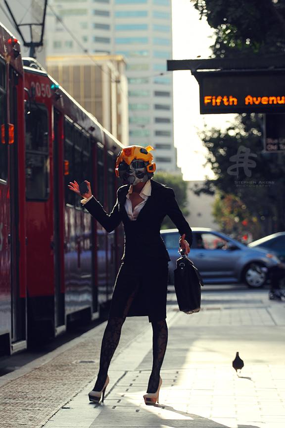 Downtown Feb 27, 2013 Stephen Akers Photography Sasha