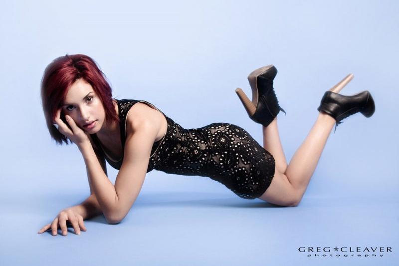 Female model photo shoot of JaideLondon
