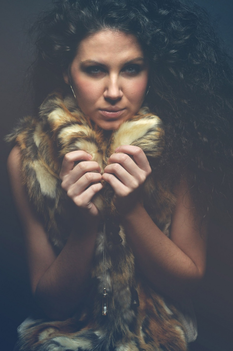 Female model photo shoot of Evelyn Veesovata by  J Jameel