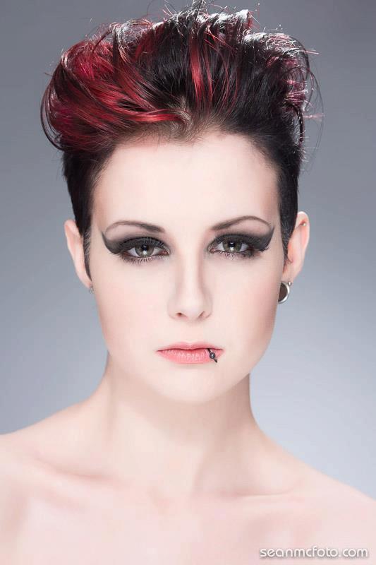 Female model photo shoot of Belle Morte Beauty by SeanMcC in Galway