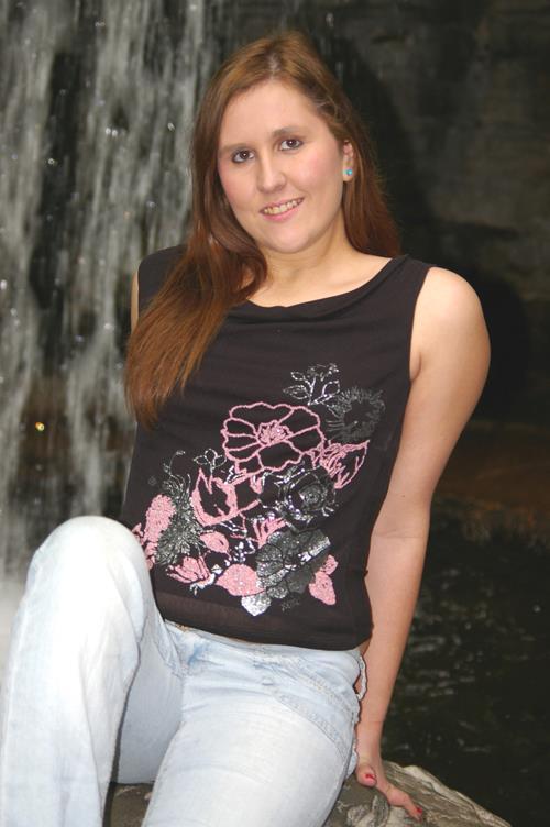 Female model photo shoot of HannahDanielle18 in Nashville,TN