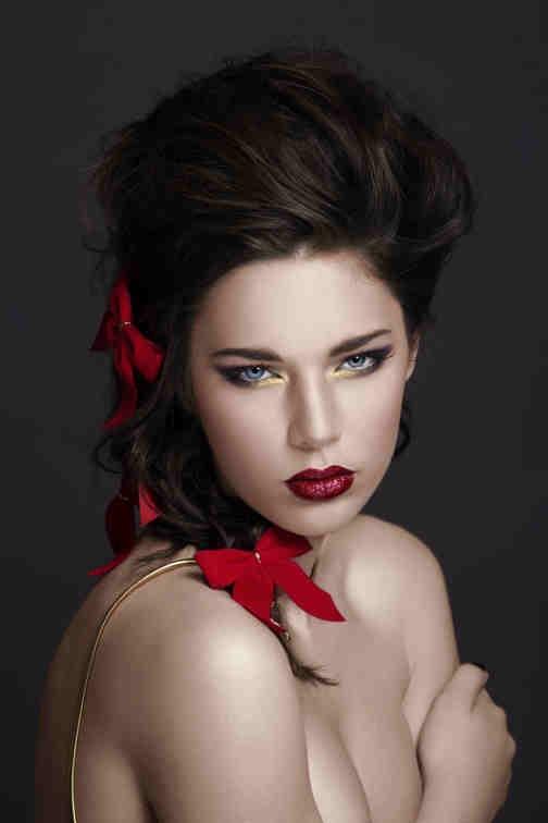 Mar 03, 2013 Photographer Leslie Andrews| Stylist Reese Herricks| Model Aspen M