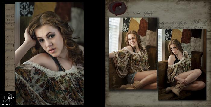 Female model photo shoot of shanna mary