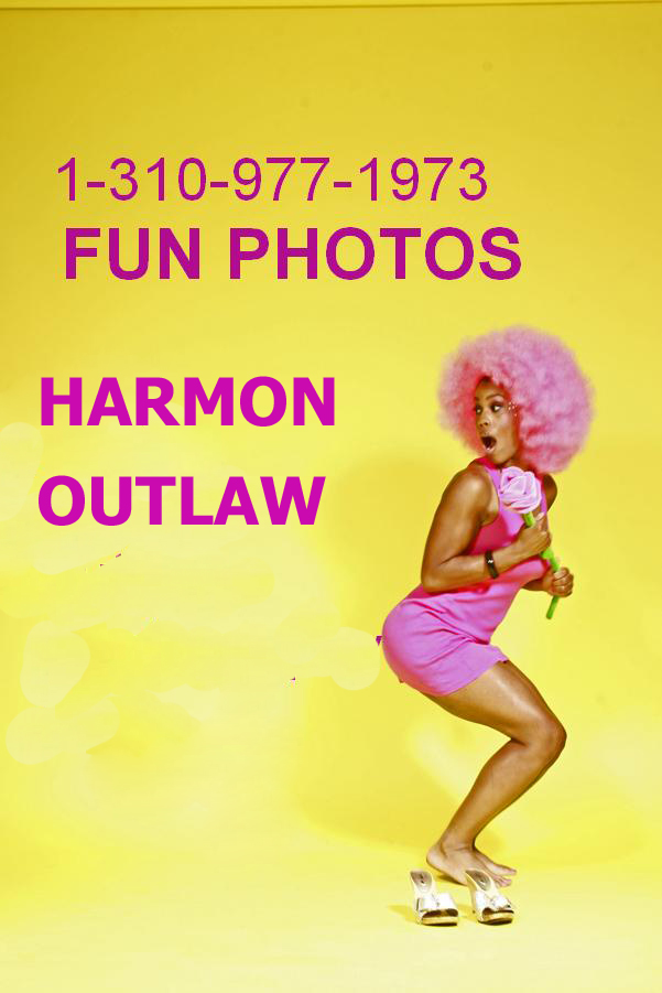 Harmon Outlaw Studio, Gardena, Ca  Mar 04, 2013 ©Harmon Outlaw  Kholee Cambell