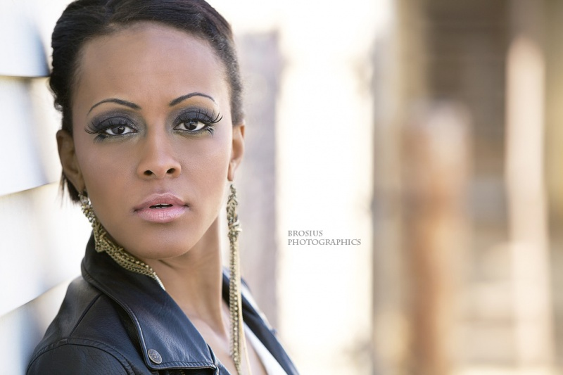 Female model photo shoot of S McClead Makeup in Pittsurgh, PA