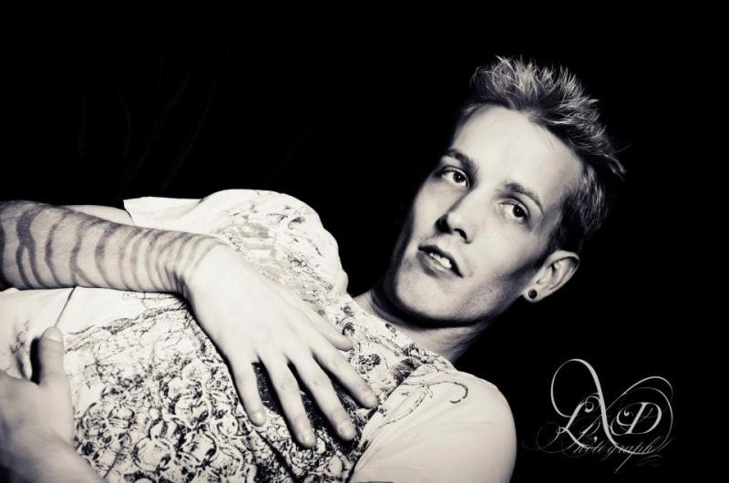 Male model photo shoot of Arago