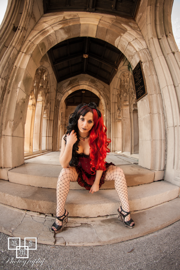 Mar 07, 2013 Gothic Harley Quinn