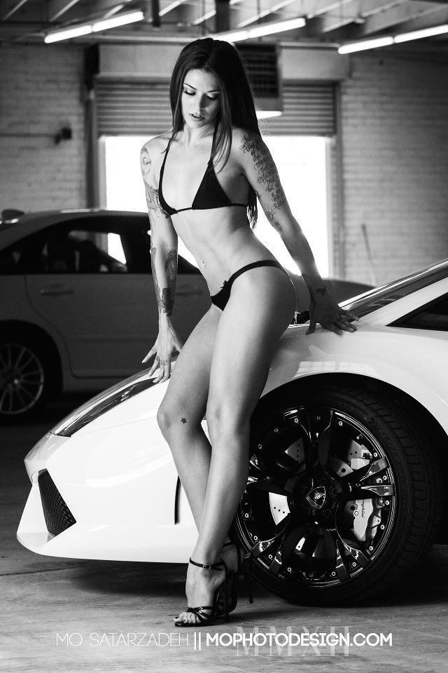 Mar 11, 2013 Black & White x Kayla Jane