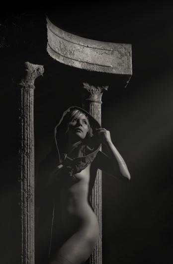 Female model photo shoot of Novi Ames by Ed Nguyen in Sunnyvale, CA