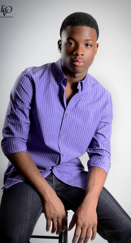 Male model photo shoot of Devon J Archie