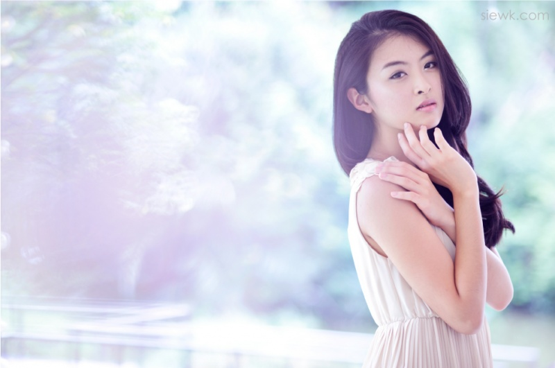 Female model photo shoot of Siewk Visuals
