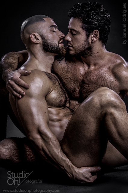 Dublin Mar 14, 2013 Francois Sagat and Jonathan Best