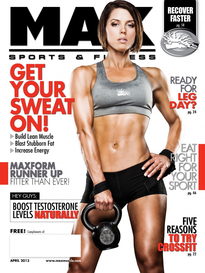 Mar 17, 2013 JP 2013 Max Sports & Fitness Magazine | April 2013