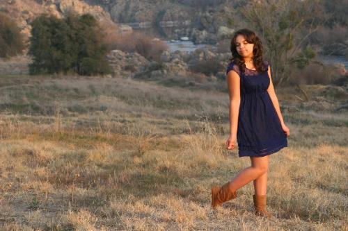 Female model photo shoot of OrganicRose Photography