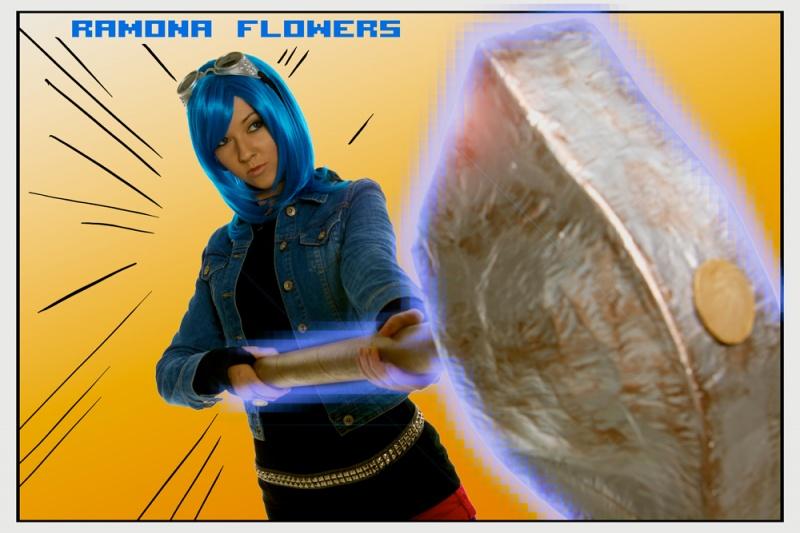 Mar 17, 2013 Ramona Flowers