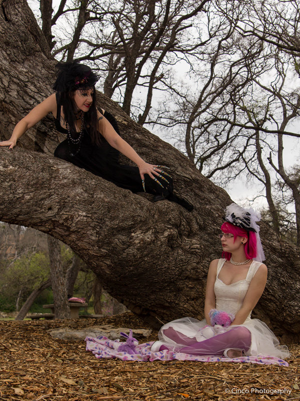 Female model photo shoot of Alchemy by Cinco Photography in Austin, TX