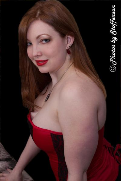 Female model photo shoot of Leighanne - The Feline by Photos by Stofferson in Baltimore, MD