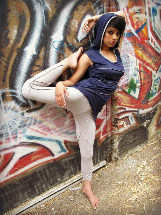 Los Angeles, CA Mar 19, 2013 Rachel Levine Free-Love/Yoga Clothing