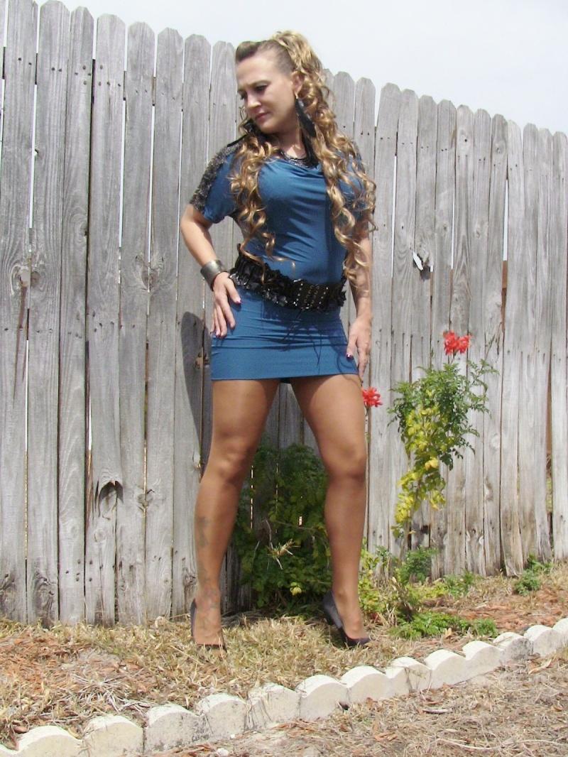 Brenda Bound, Model, Tampa, Florida, US