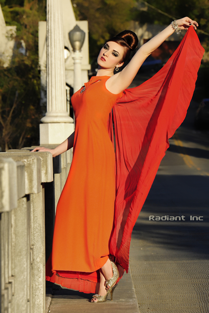 Mar 20, 2013 Photo: Radiant Inc, Makeup/Hair: Erin Micklow. Dress & jewelry are vintage from Erins personal collection.