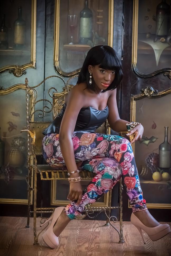 Female model photo shoot of Cokochanel by Scott-Bey Studios