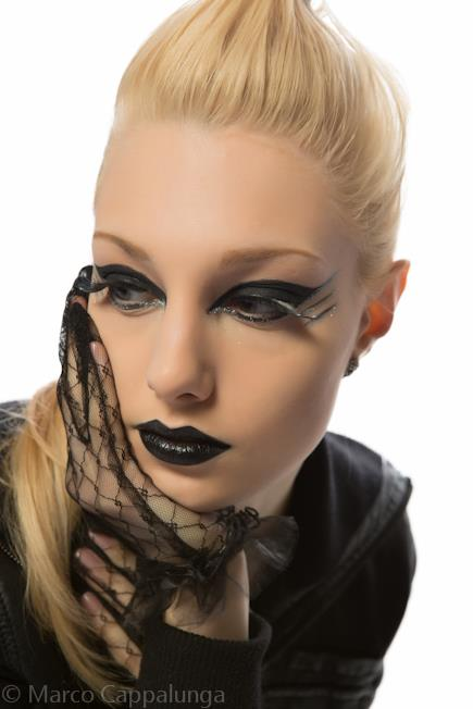 Female model photo shoot of Federica Turati