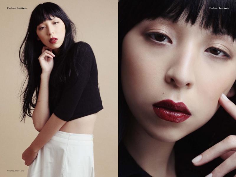Female model photo shoot of Mariana Quevedo in NYC