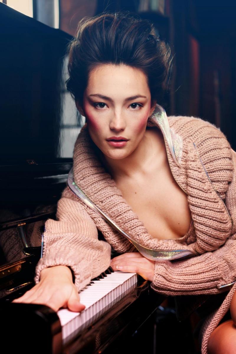 Female model photo shoot of Rebekah Howard and LightLove by Jessica Marie Berggrun in Itaewon