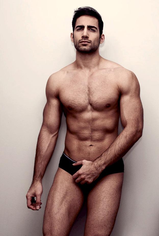 Male model photo shoot of RaVin